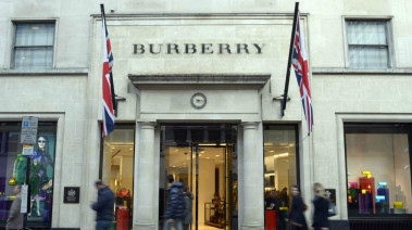 Burberry Kembali Terpilih Sebagai 'The Most Suistanable Luxury Brand'